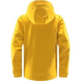 Haglöfs Buteo Veste Femme, pumpkin yellow